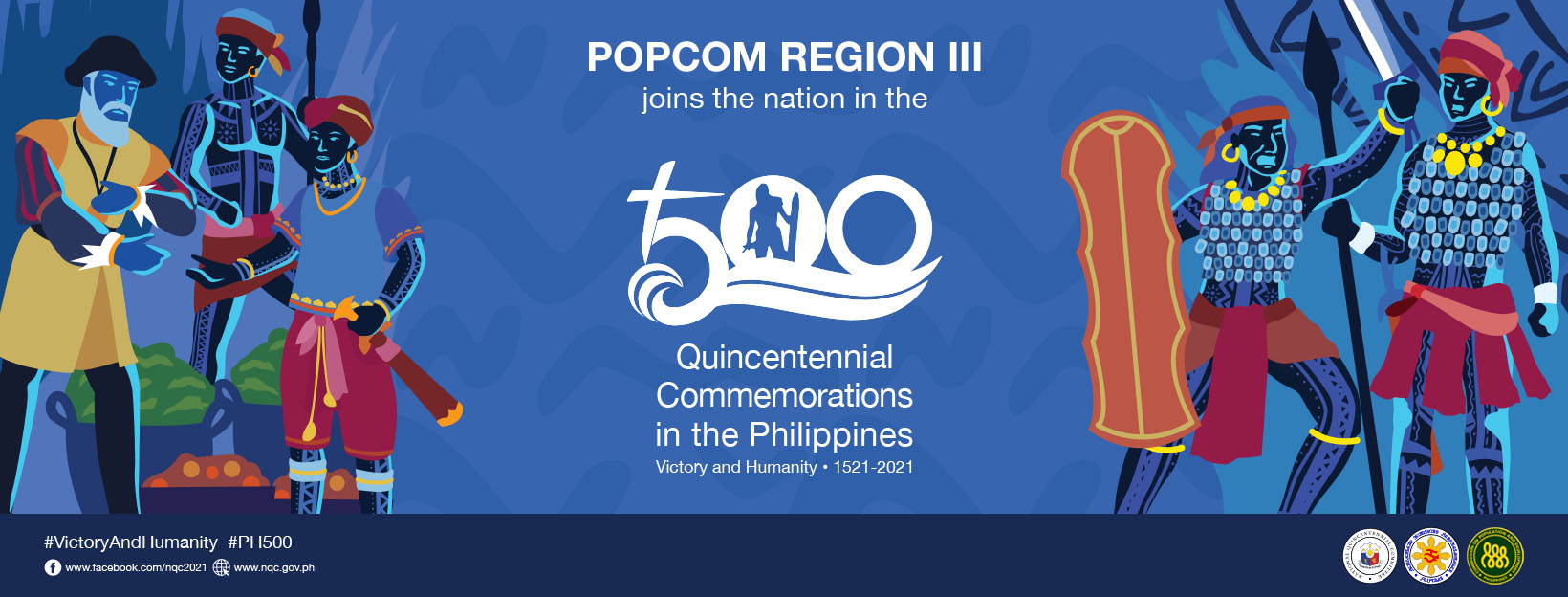 Region III joins in the Quincentennial Commemorations in the Philippines